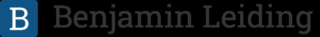Benjamin Leiding Logo
